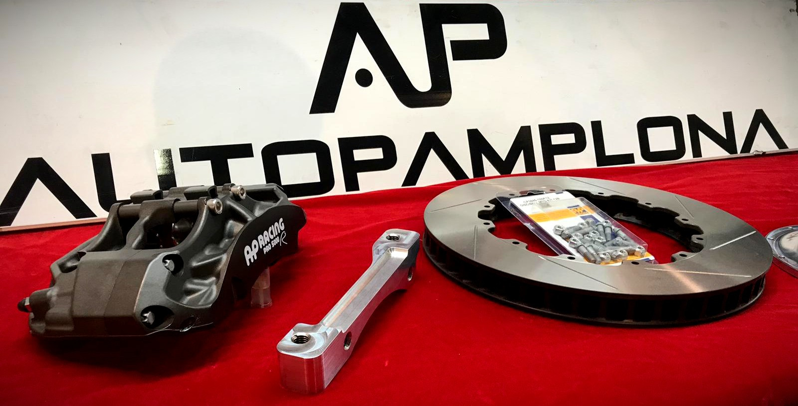 Developed by Auto Pamplona & AP Racing