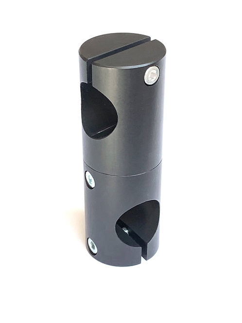 Support de fixation rotatif pour barre de Ø20mm