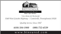 Breuninger Insurance