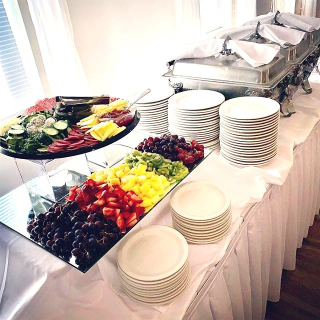 Full Catering Menu Available