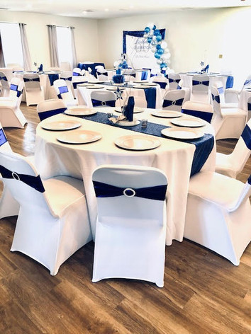 Formal Event (Decorated by Client)