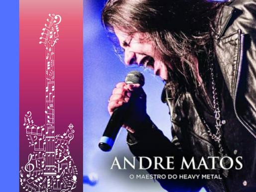 André Matos: tributo ao mestre do Heavy Metal