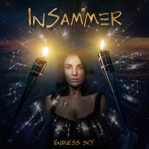 """INSAMMER, uma das bandas de metal mais promissoras da Suécia lança """"Endless Sky"""""""
