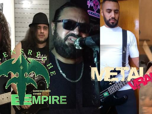 METAL VRAU lança incrível versão de clássico do Queensrÿche!