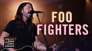 Foo Fighters Especial Waiting On a War //Áudio