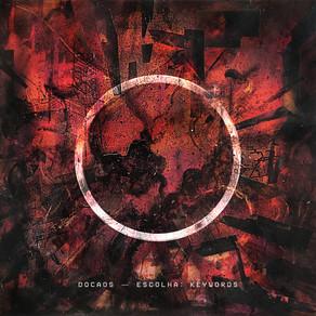 Docaos lança EP que une rock, tons de experimentalismo e música brasileira