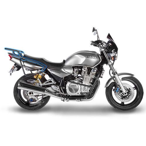 Yamaha XJR1200 XJR1300 Rear Luggage Rack & Soft Side Bag Stays right side