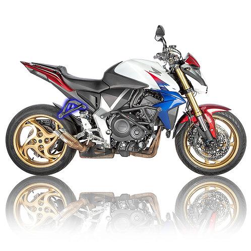 Honda CB1000R 2008-2017 Subcage Stunt Passenger Pegs