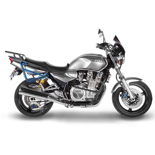 Yamaha XJR1200 XJR1300 Soft Side Bag Stays right side 11