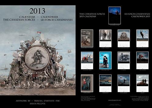 CF Calendar 2013