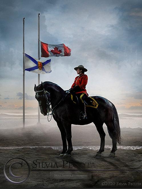 """Nova Scotia Remembers"""