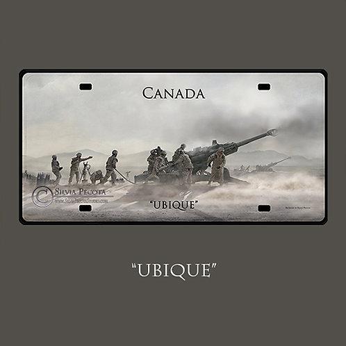 """(Artillery) """"UBIQUE"""""""