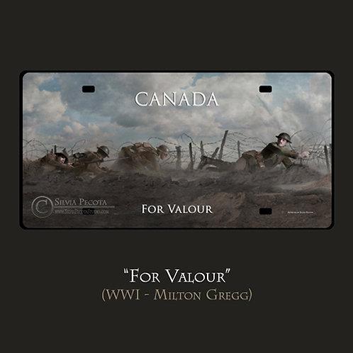 """""""For Valour"""""""