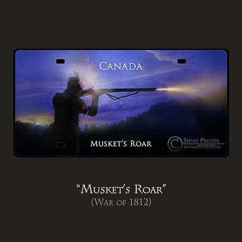 """""""The Musket's Roar"""""""