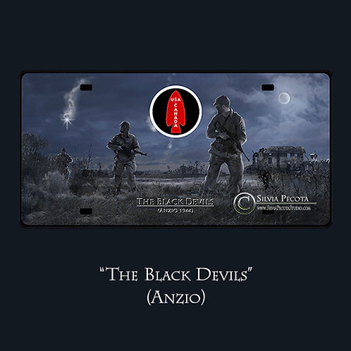 """The Black Devils"""