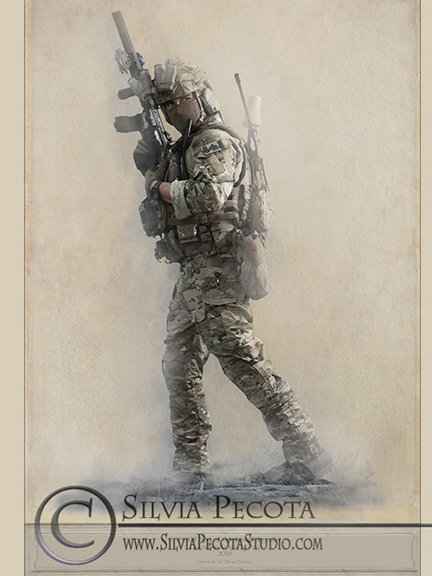 """""""CANSOF Special Operations Signaller"""""""