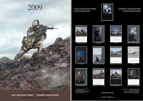 CF Calendar 2009