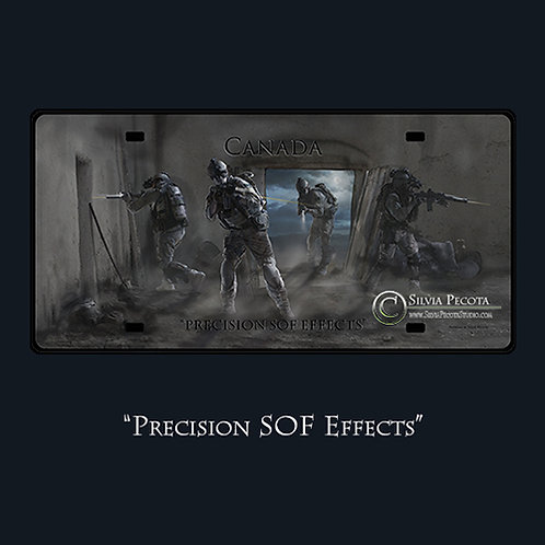 """""""Precision SOF Effects"""""""""""