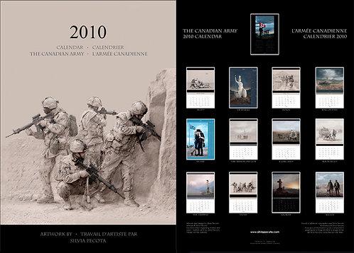 CF Calendar 2010