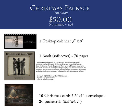 Christmas Package 2020