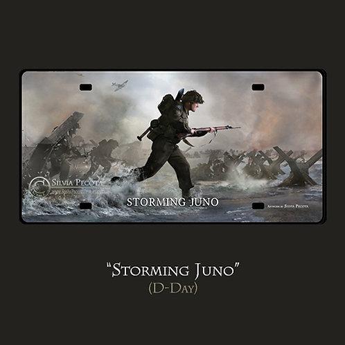 """Storming Juno"""
