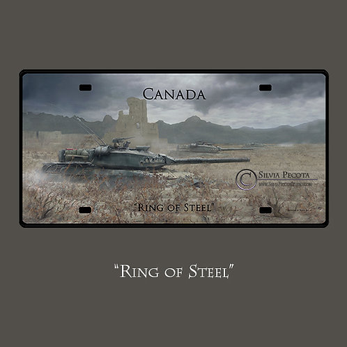 "(Armoured) ""Ring Of Steel"""