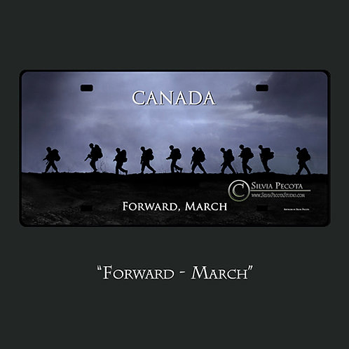 """Forward March"""