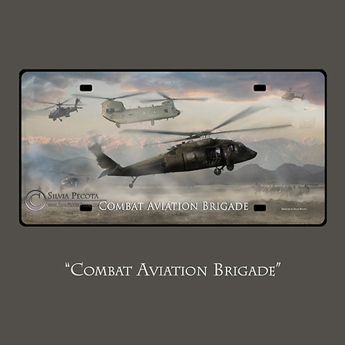 """Combat Aviation Brigade"""
