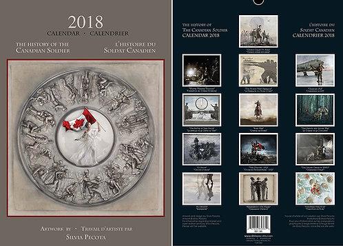 CF Calendar 2018