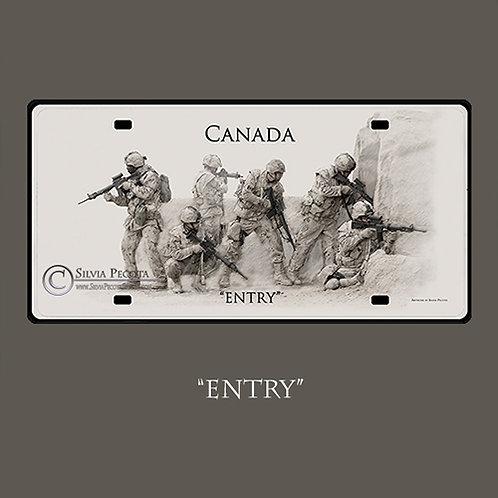 "(Infantry) ""Entry"""