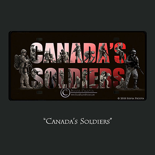 """Canada's Soldiers"""