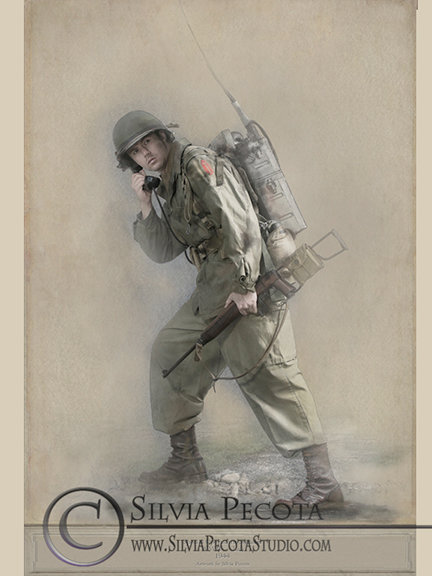 FIRST SPECIAL SERVICE FORCE Signaller