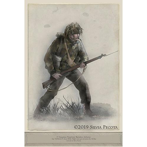 1st Canadian Parachute Battalion Airborne