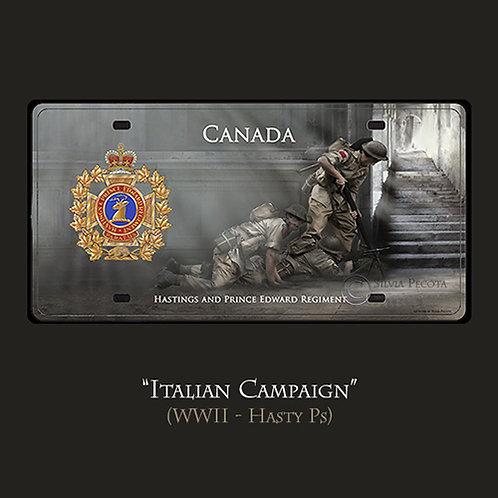 """""""Italian Campaign"""""""