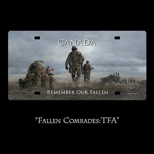 Fallen Comrades: Task Force Afghanistan