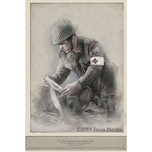 The Royal Canadian Army Medical Corps