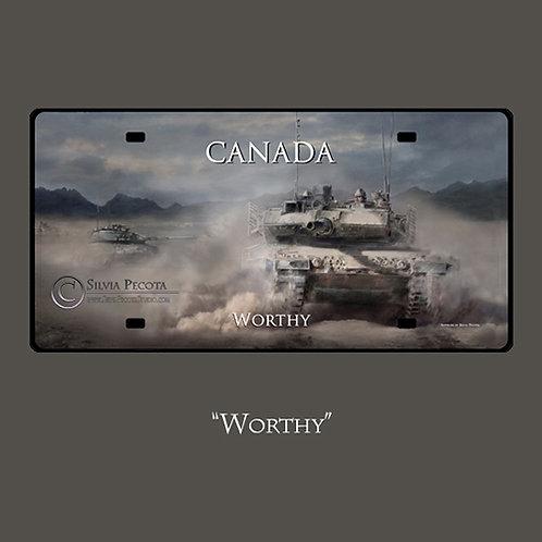 "(Armoured) ""Worthy"""