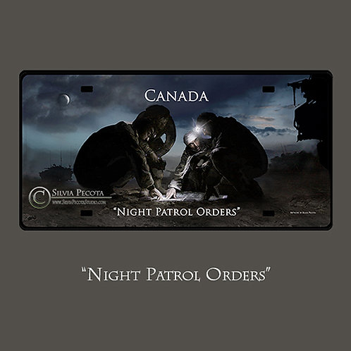 "(Infantry) ""Night Patrol Orders"""