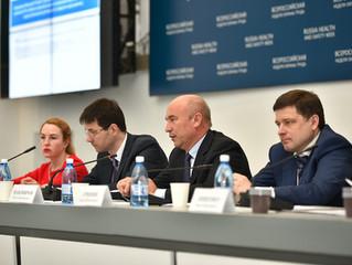 Свод правил «Безопасность строительного производства» будет разработан Минстроем РФ в 2017 году