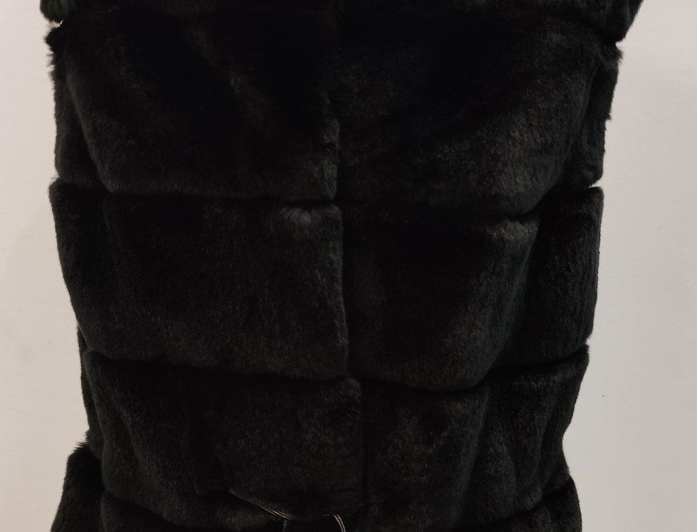 Gilet sans manche - Rex -Noir