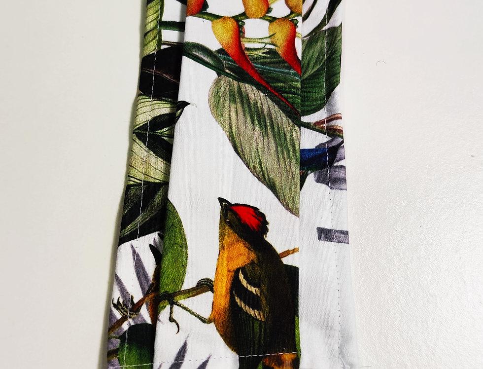 Masques AFNOR - Jungle Oiseaux