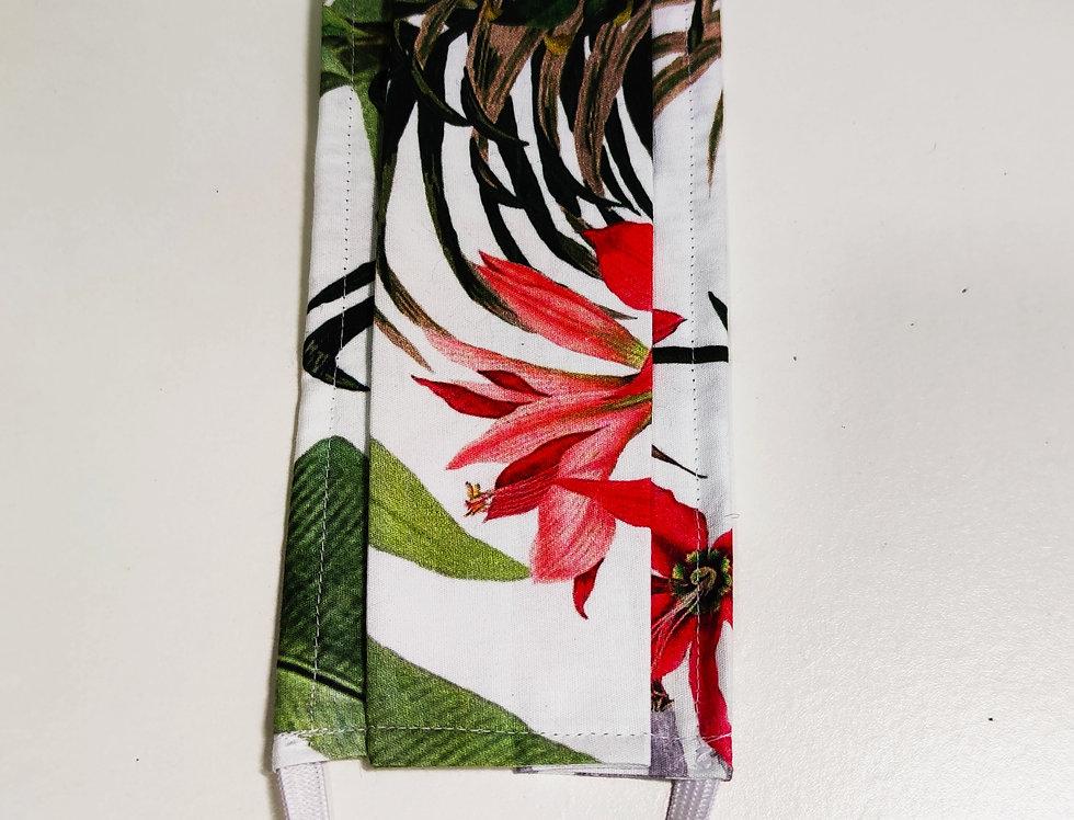 Masques AFNOR - Jungle Orchidée
