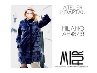 Salon MiFur 2018 - Milan