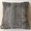 Thumbnail: Coussin Vison - Gris ( 40x40 cm )