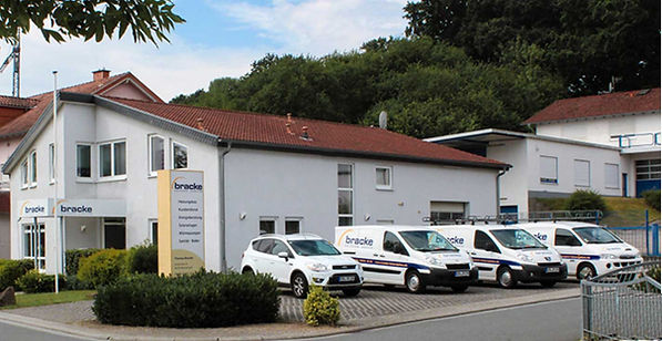 Unternehmenssitz Bracke Heizung und Bäder
