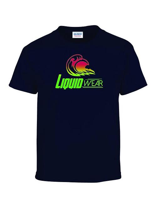 LiquidWear  Rasta Wavy CollectionT-Shirt