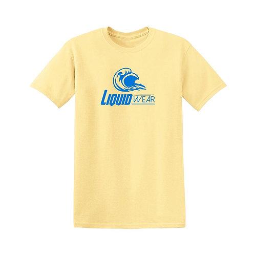 LiquidWear Wavy Design T-Shirt