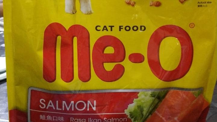 Me O Salmon adult cat food 1.2 kg