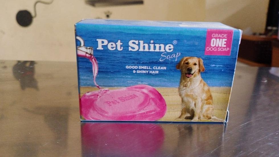 pet shine soap