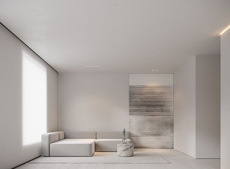 Staging Minimalism- Less is More